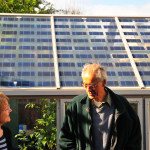East Finchley Solar panel installation