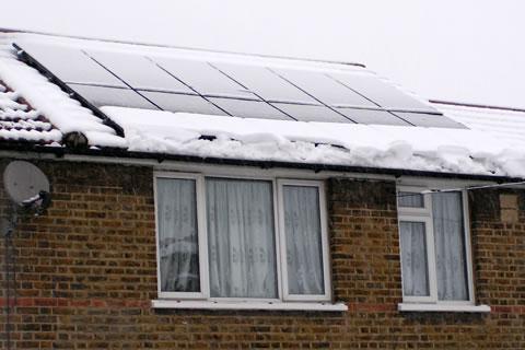 walthamstow solar panels