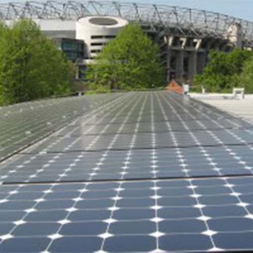 Boost for Commercial Solar ?