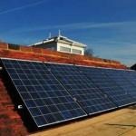 Chigwell solar panels