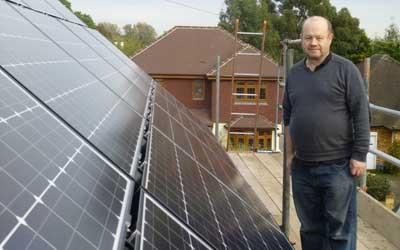 Thorpe Solar Panels