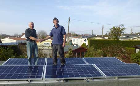 Emsworth, Hants Solar Panels