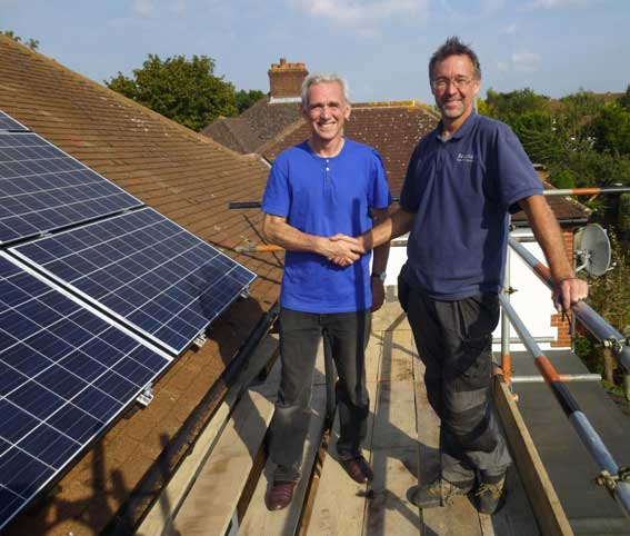 Bromley Solar Panels installation