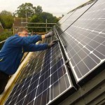 Chichester Solar Panel Installation