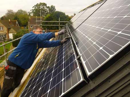 Chichester Solar Panels