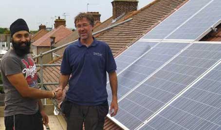 Hounslow Solar Panels