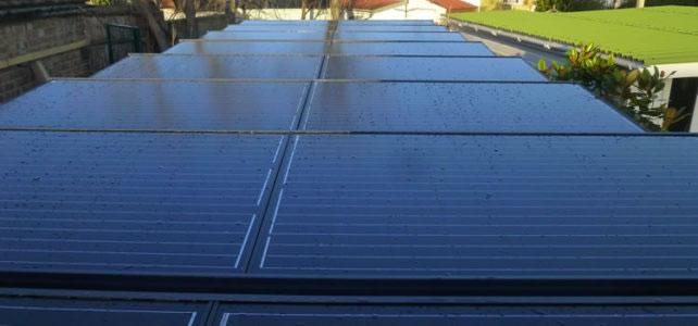 catford solar panels