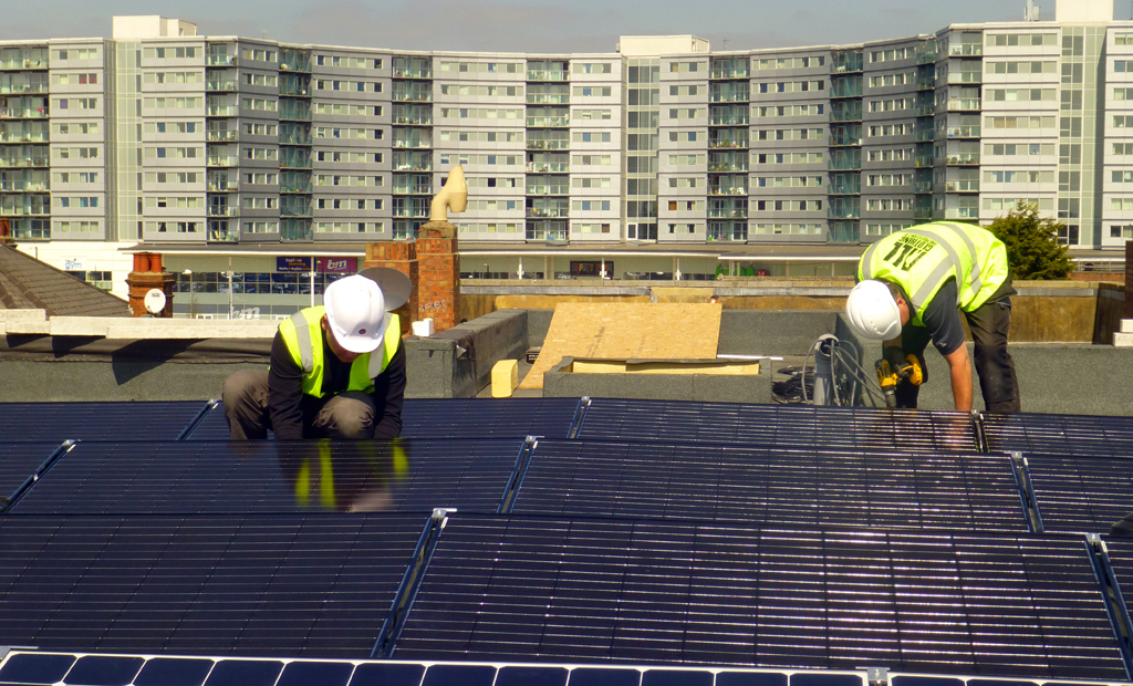 Solar pv for architects