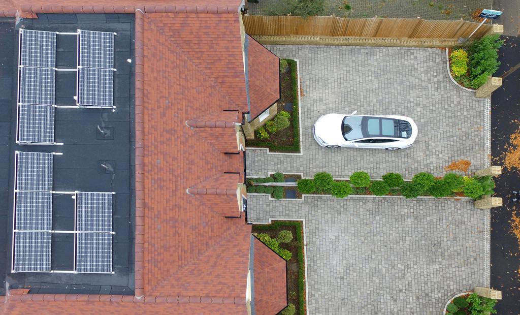 solar panel installer for developers