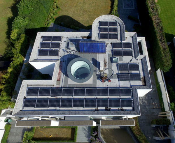 Downscroft Aerial Image 2