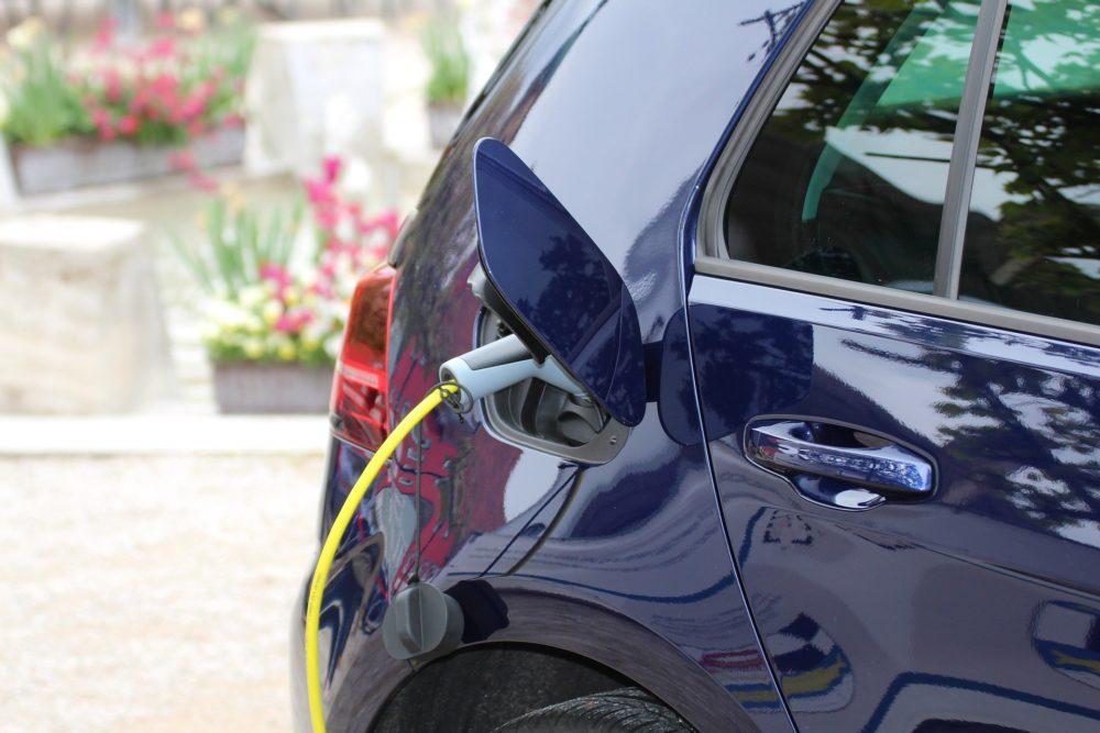 Tesla 3 charging with Zappi